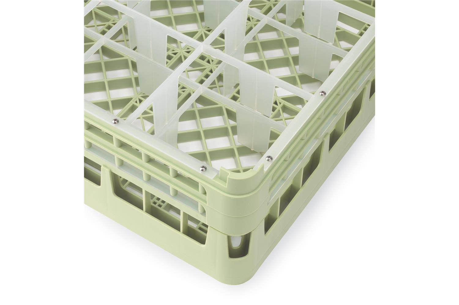 Vollrath 5231480 18-compartment divider - half size