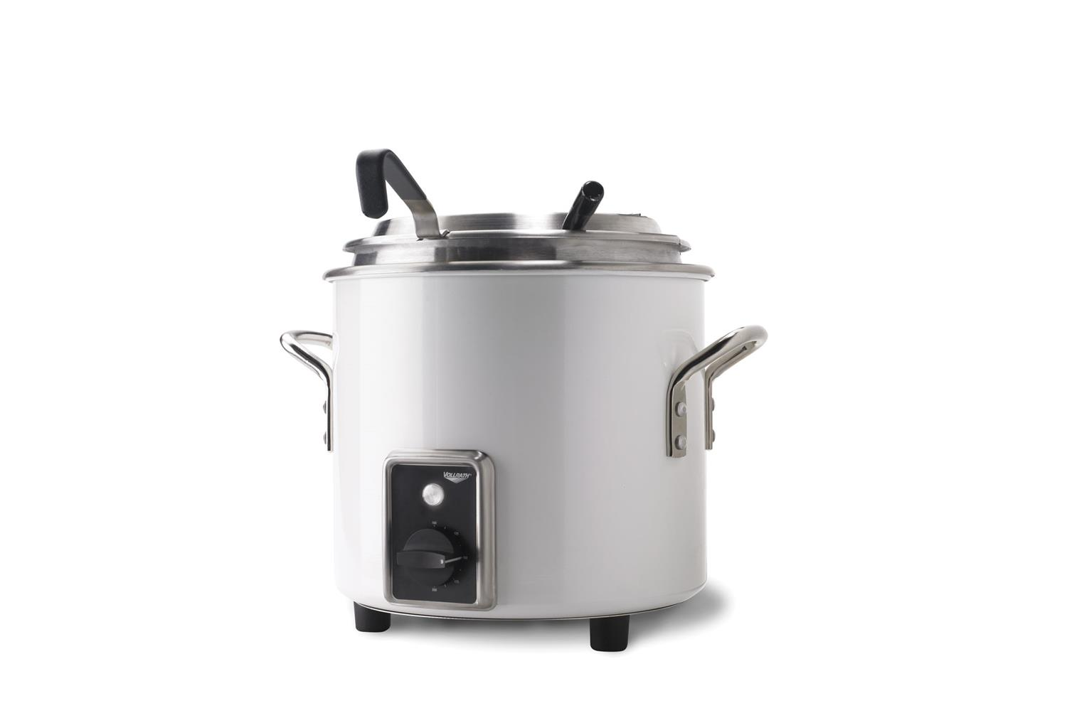 Vollrath 7217250 Retro Stock Pot Kettle Rethermalizer, 11 Qt