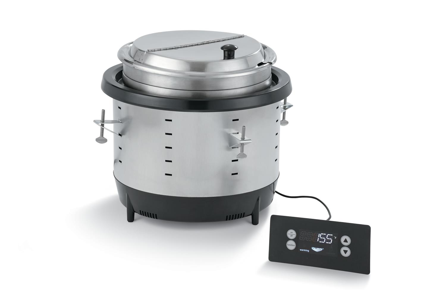 Vollrath 74701D 7qt. Drop-In Induction Rethermalizer