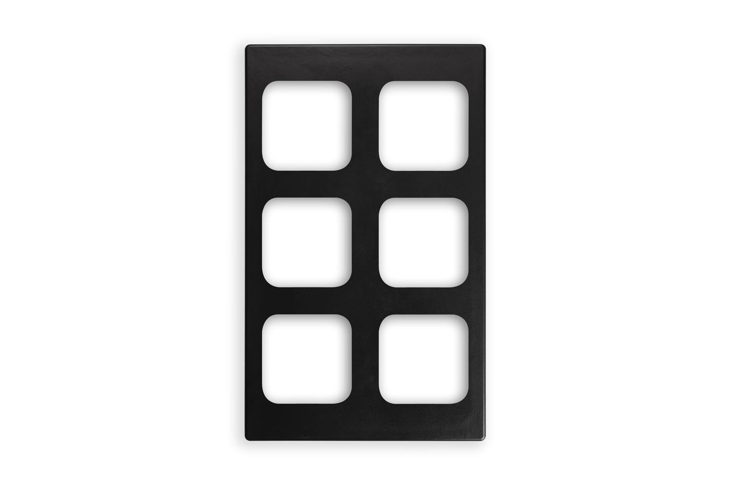 Vollrath 8244318 Miramar Resin Templates for Contemporary Pans