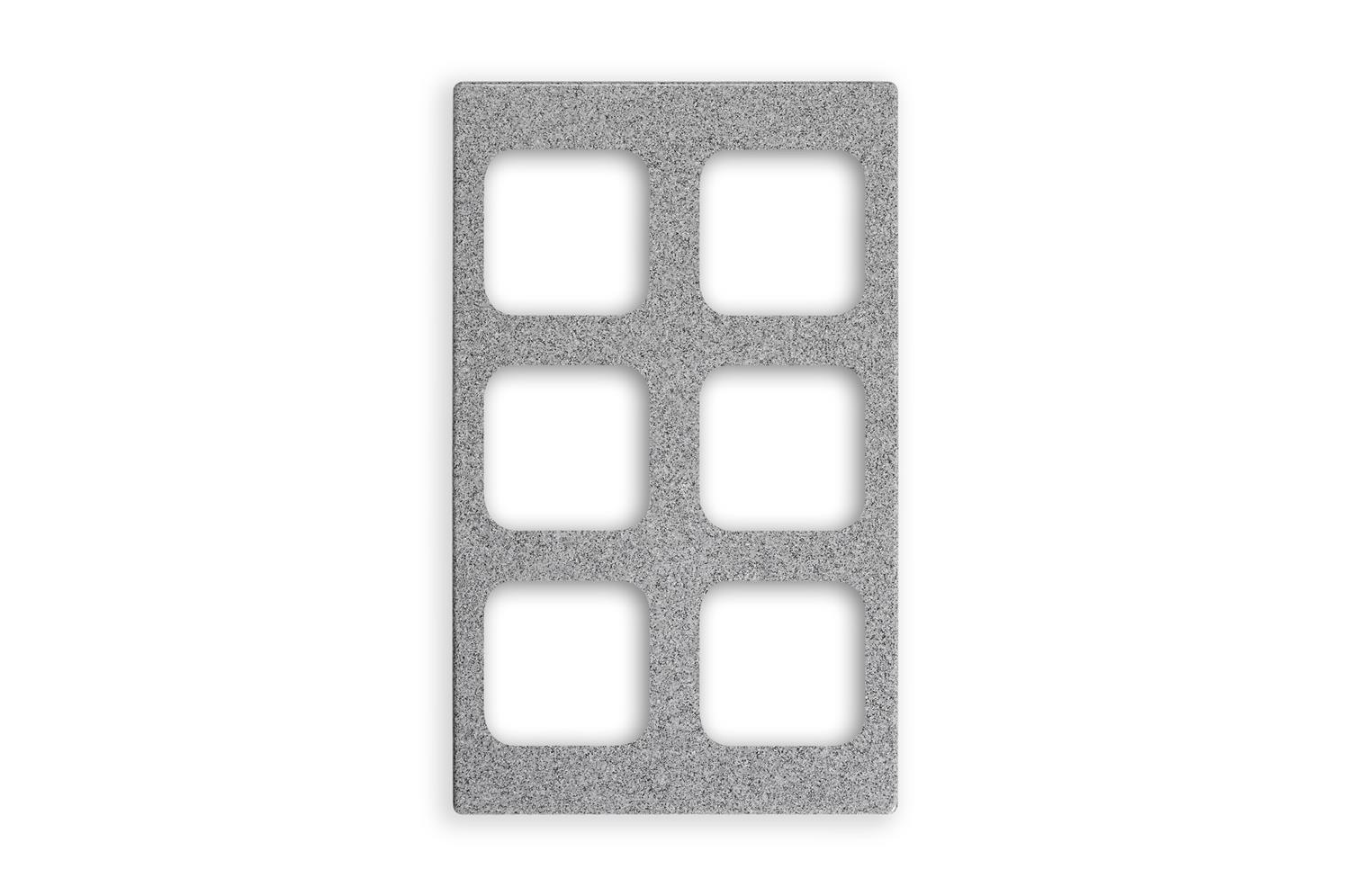 Vollrath 8244324 Miramar Resin Templates for Contemporary Pans