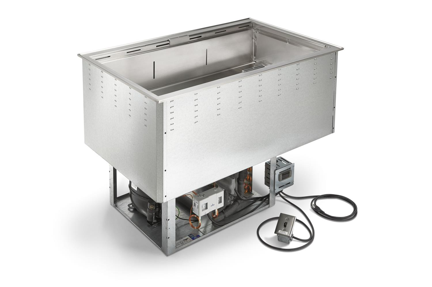 Vollrath FAC-4 Forced Air Cold Drop-In - 4 pan