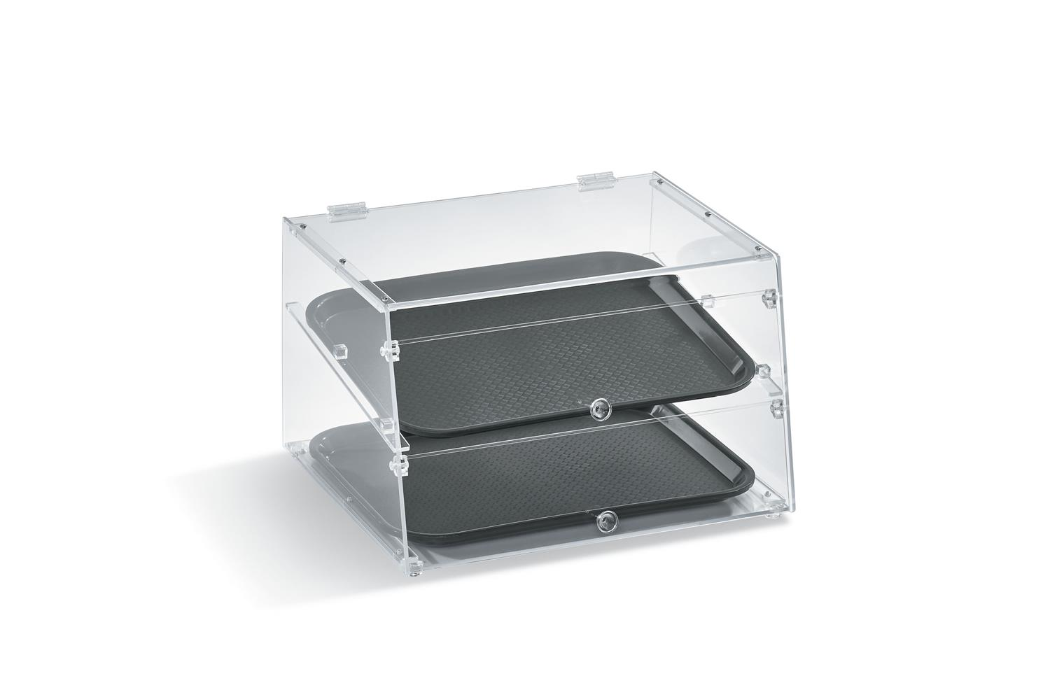 Vollrath KDC1418-2-06 Knock down bakery case 2 tray