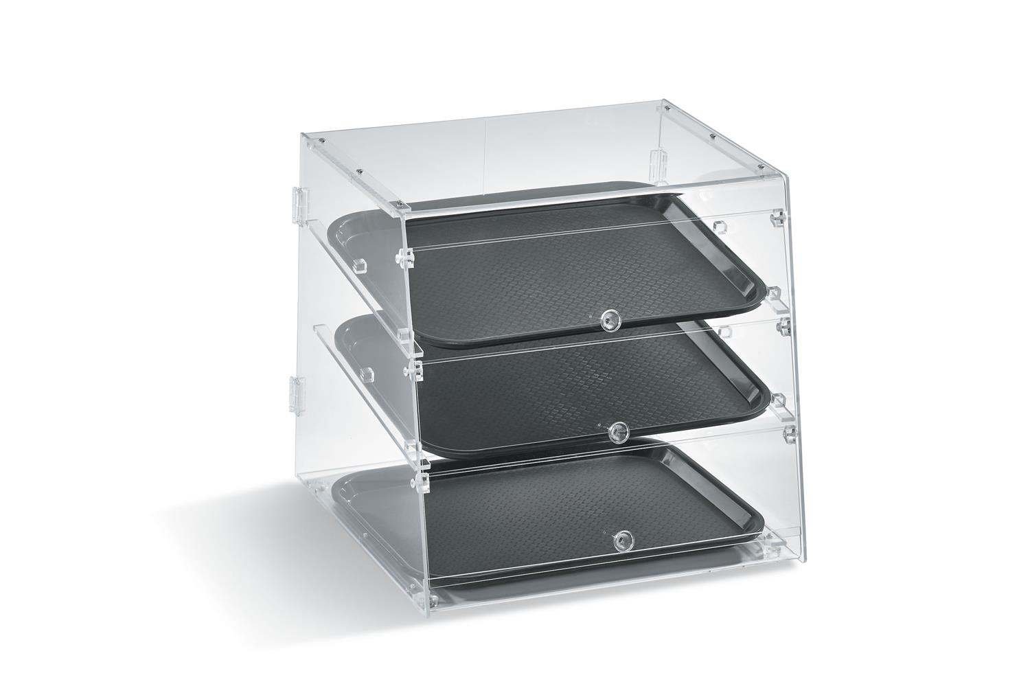 Vollrath KDC1418-3-06 Knock down bakery case 3 tray
