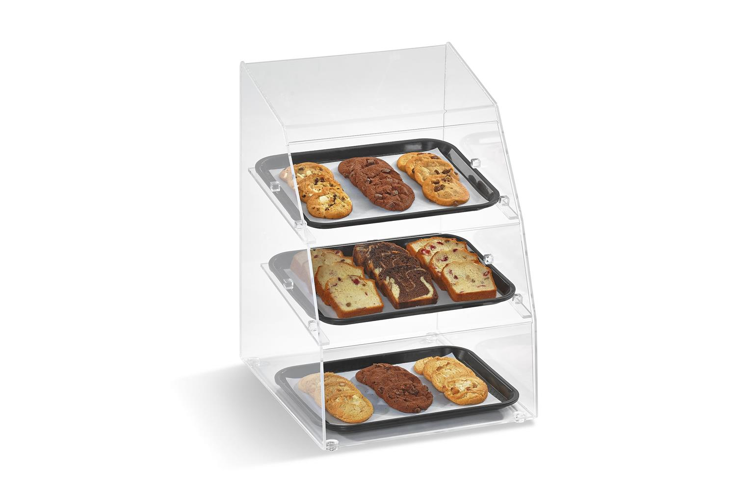 Vollrath MBC1014-3R-06 Classic Bakery Case Medium