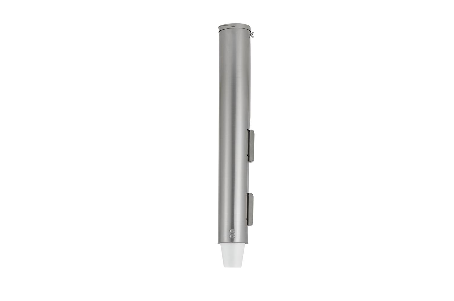 Vollrath PLC-3 Stainless Steel Cup Dispenser