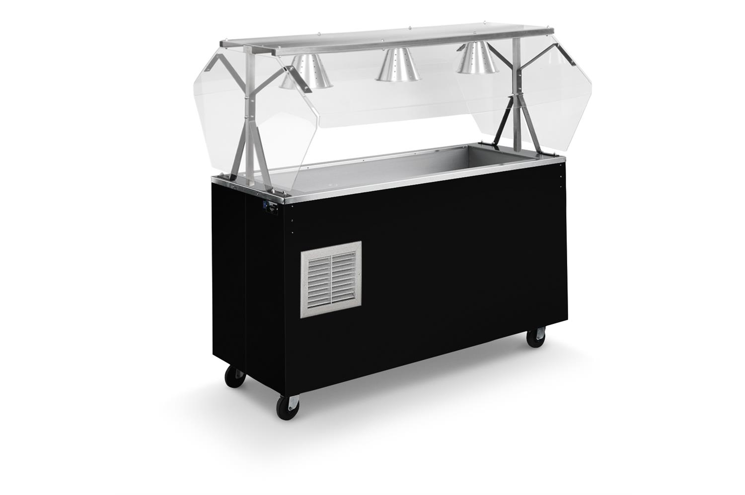 Vollrath R38738N Affordable Portable� Refrigerated Cold Food Station