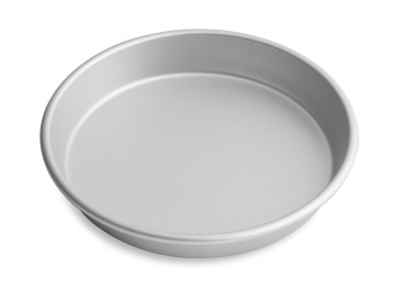 "9"" Solid Tapered Deep Dish Pizza Pan with Clear Coat Anodized Finish Vollrath 6709CC 