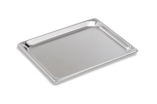 Vollrath 30202 Super Pan V Half Size Stainless Steel Steam Table Pan