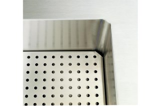 "Vollrath 36913-2 False Bottom, Fits 24"" Opening"