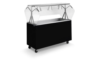 Vollrath 3873760W Affordable Portable Cold Food Station