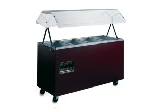 Vollrath 3872746N Affordable Portable Hot Food Station