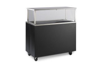 Vollrath 39734N Affordable Portable Cold Food Station - Cafeteria