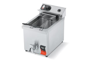 Vollrath 40709-C Cayenne 15 Lb Medium Duty Electric Fryer, US and Canada