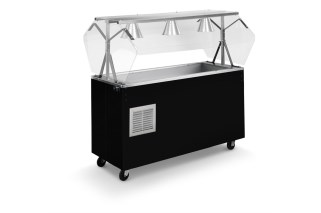 Vollrath R3873446A Affordable Portable� Refrigerated Cold Food Station