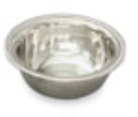 Vollrath 48372 Sauce Bowl, Silverplate