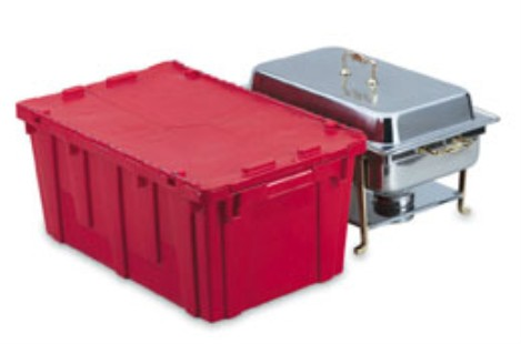 Vollrath 52646 Tote �N Store Chafer Boxes