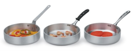 Vollrath 4070 Wear-Ever Classic Select Heavy-Duty Saut� Pans