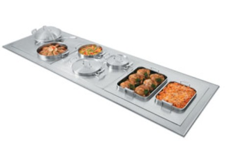 Vollrath 49424 Miramar Display Cookware, French Omelet Pan