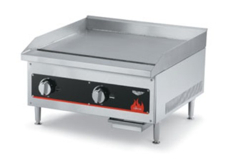Vollrath 40721 Cayenne Gas Flat Top Griddles