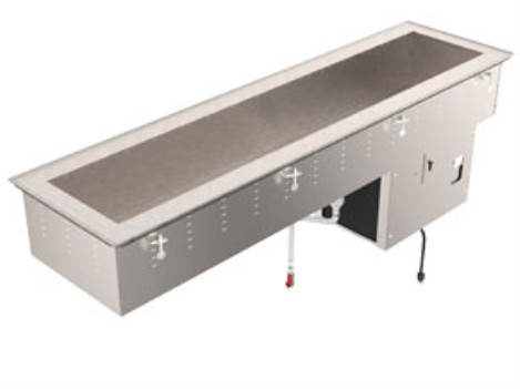 Vollrath 36655 Refrigerated Short Side Drop Ins
