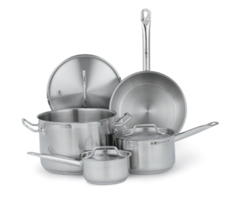Vollrath 3820 Optio Cookware Set, 6-Piece