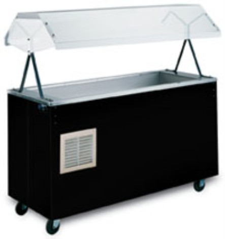 Vollrath R3871546 Affordable Portable� Refrigerated Cold Food Station
