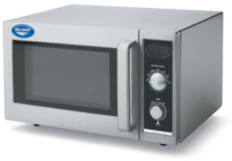 Vollrath 40830 Microwave Oven - Manual