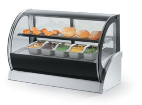 Vollrath 40854 Refrigerated Display Cabinet