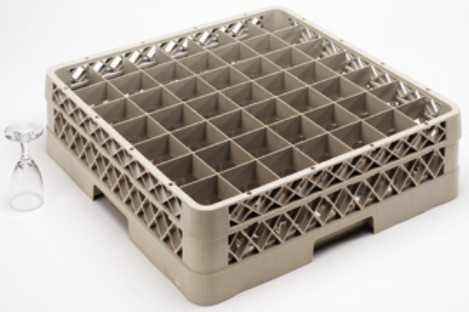 Vollrath TR10FF Traex Full Size 9 Compartment Rack