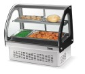 Vollrath 40843 Refrigerated Curved Drop-In Display Case